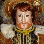 Он просто хотел любви…  Генрих VIII  Тюдор – Синяя борода.  Человек и кукла
