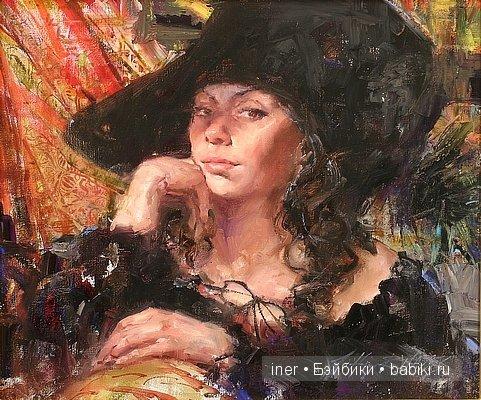 Вера Инбер в Париже