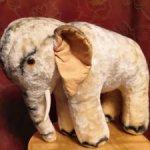 Слон из 60-х, СССР.