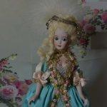 Gorham Valentine's Ladies Maria Theresa Леди Валентайн Мария Тереза