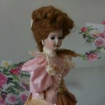 Gorham Valentine's Ladies LEE ANN Горхэм Леди Валентайн Леди Энн