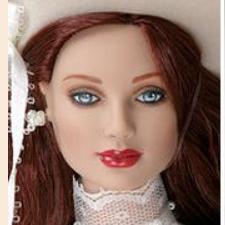 Тоннер Angelina True Romance - Western Bride Tonner.
