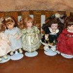 Фарфоровые куклы Мари Осмонд - Marie Osmond Tiny Tot