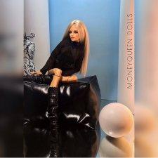 """""""От простого шара к шарнирной кукле"""" - Интервью с автором Fashion BJD кукол MONEYQUEEN DOLLS Натальей Лука"""
