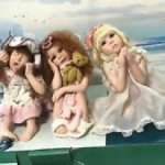 "Master Piece Gallery ""Slumber Party"" - Пижамная вечеринка от Laura Lee Wambach"