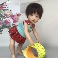 Baby Doll Poppy от Helen Kish Хелен Киш