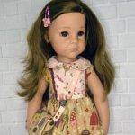 Платье для кукол Gotz #2
