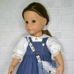 Наряд с сарафаном для кукол Gotz #1