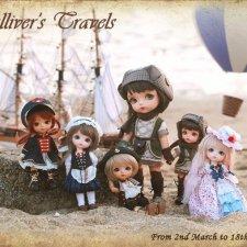 Новый релиз от Latidoll - Gullivers Travels (Путешествия Гулливера)