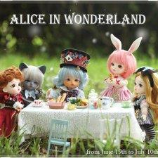 "Новый релиз от Latidoll - ""Alice In Wonderland 2020 release"""