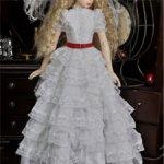 Роскошный новый аутфит Angela размер SD13 Girl от Dollheart