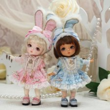 Latidoll открывают короткий предзаказ на лимиток My Beloved Rabbit Cherri в двух цветах и форматах