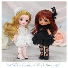 Преордер на Lati Yellow из серии Лебединое озеро (Black Swan и White Swan)