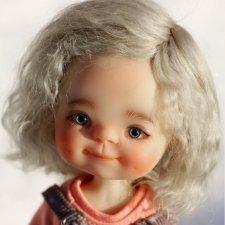 Открылся преордер на Twinkles Chara в цветах мёд и тан от Meadow dolls