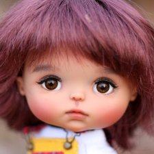 Открылся преордер на новый формат от Meadow dolls - Chibbi Fabbi в тане и файре