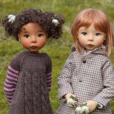 Открылся преордер на Машу (Masha) формата LL от Meadow dolls