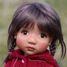 1 мая открывается преордер на Mae в шоколаде и креме от Meadow dolls