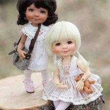 Продолжается преордер на малышку Твинклз Бэйли (Twinkles Bailey) от Meadow dolls