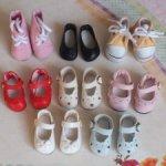 Обувь размера 3,7см (подходит тиникам Kaye Wiggs)