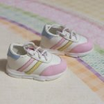 Крутые кроссовки размера Yo-sd (можно Littlefee, Dumplings, тиникам Volks)