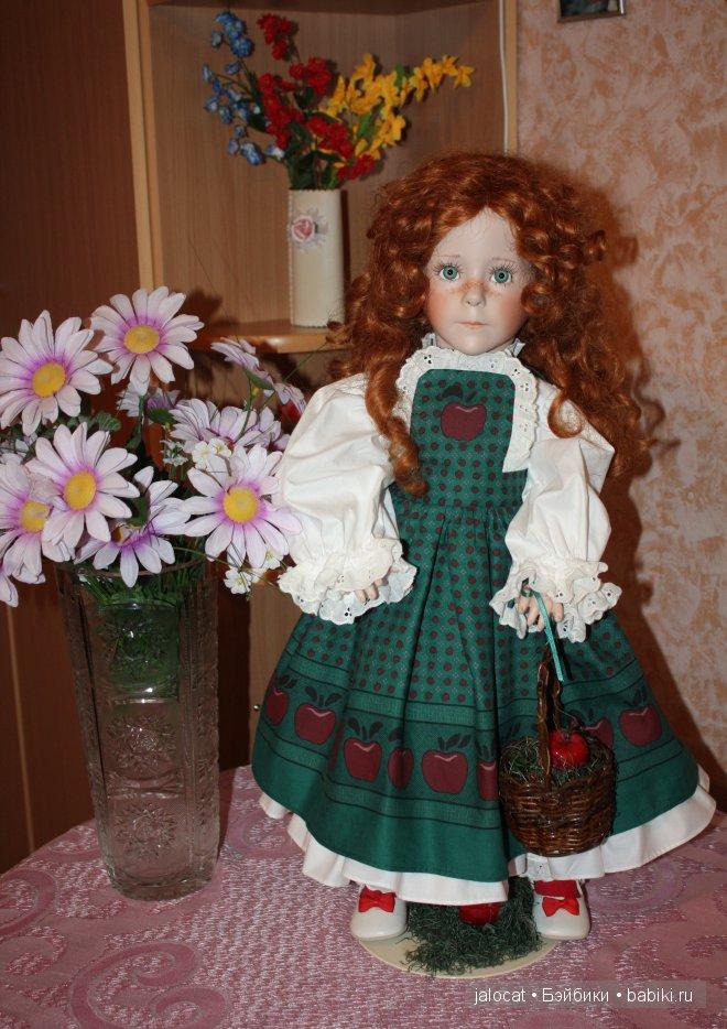 Судьба Энни Эппл. Ремонт фарфоровой куклы