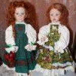 Фарфоровые куклы Линды Рик. Часть 2