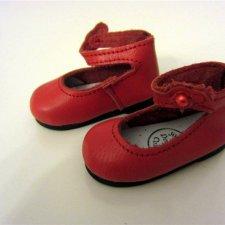 Кожаные фирменные туфли для MSD и SD.
