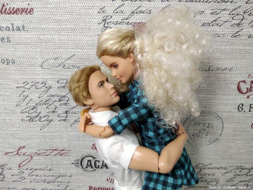 Любовь - это..., когда ты носишь её на руках