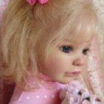 Рожденная под знаком  «Девы».  Моя первая кукла реборн.  Лана, Ланочка, Ланушка  (молд Sally By Regina Swialkowski)