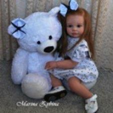 Александра... моя любовь с первого взгляда и навсегда. Куклы реборн Марины Зыбиной