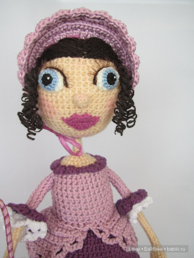 Авторская кукла Пастушка