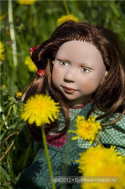 spa dolls