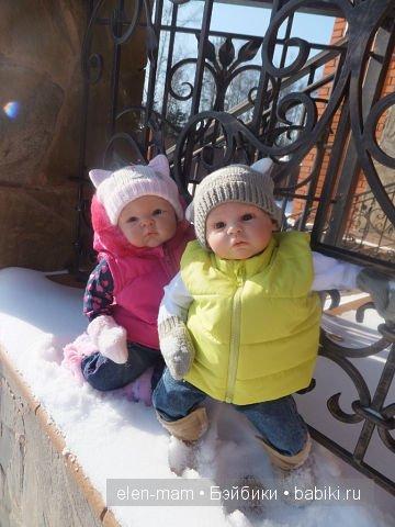 сестрички-реборняшки 2