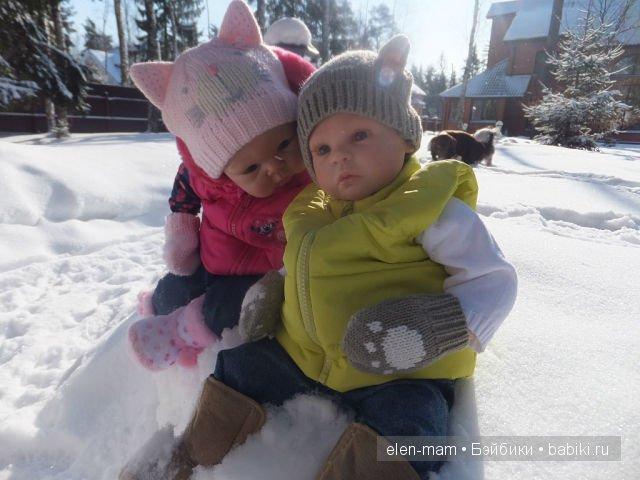 сестрички-реборняшки