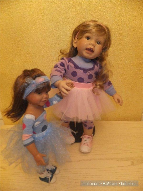 Две балеринки 2