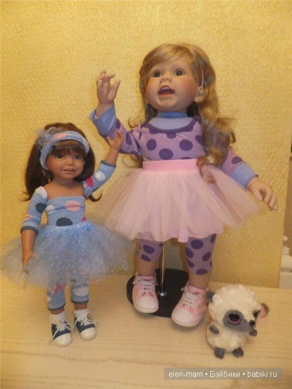 Две балеринки 3