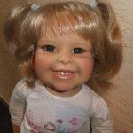 Энерджайзер. Кукла Луиза от Katja Scheider & Ruth Kunz