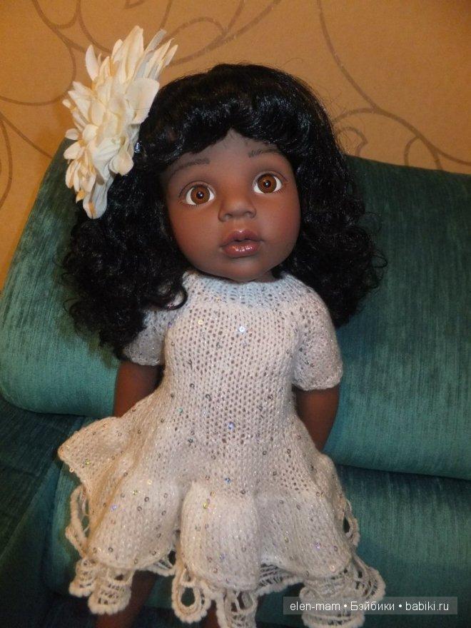Алиша, новое платье