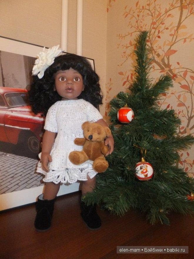 Алиша, новое платье 5
