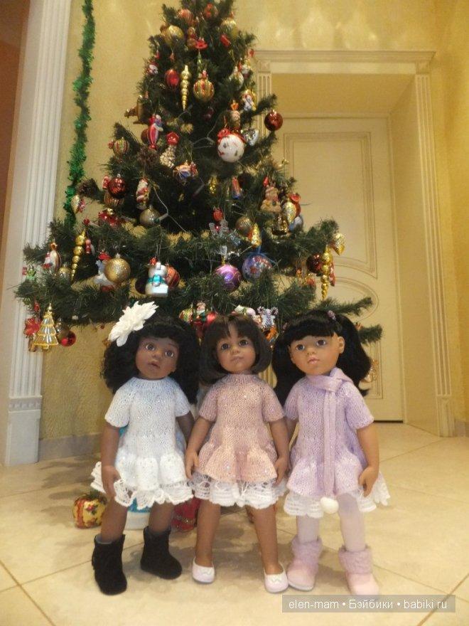 Алиша, Риша и Лия)