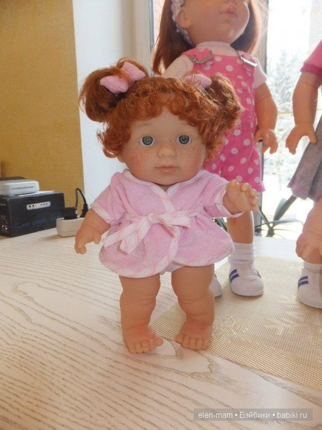 маленькая Жанночка
