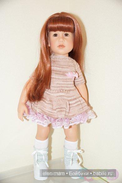 Фотография куклы от Юли