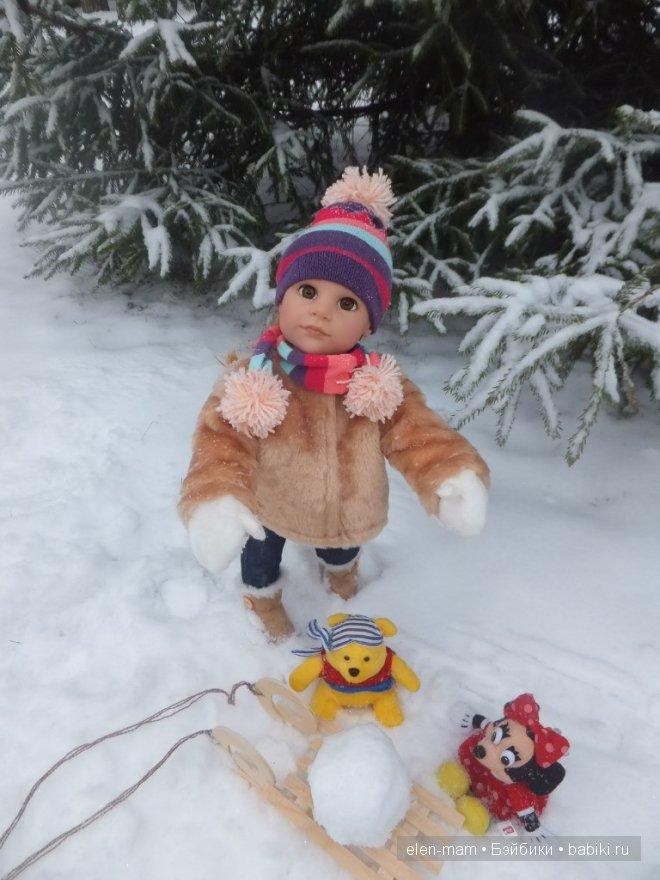 шар для снеговика 4