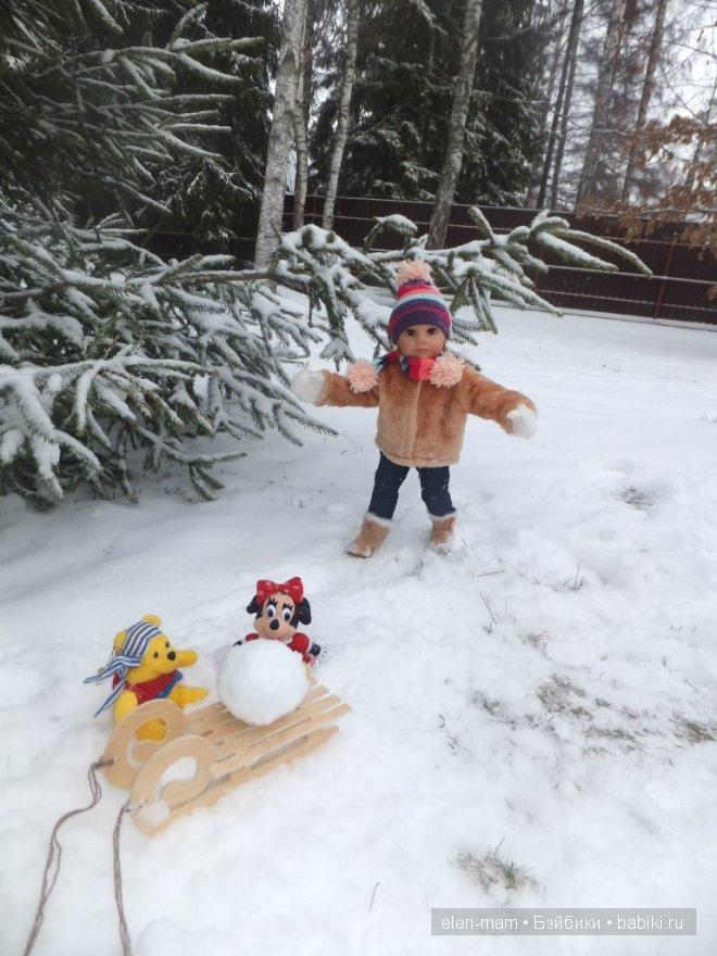 шар для снеговика