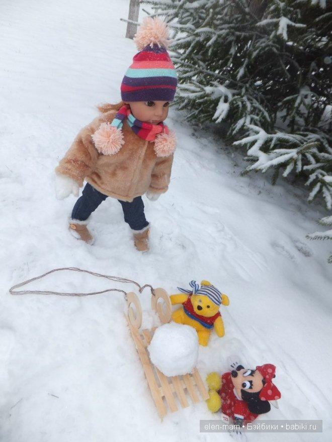 шар для снеговика 5