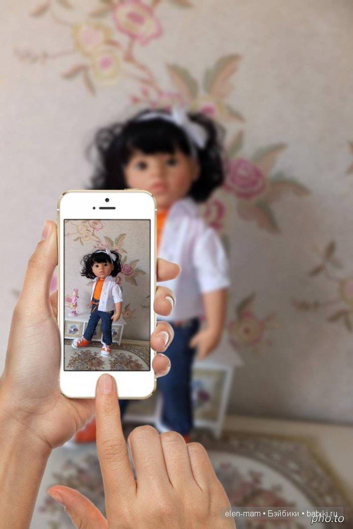 Рамка - фото с телефона