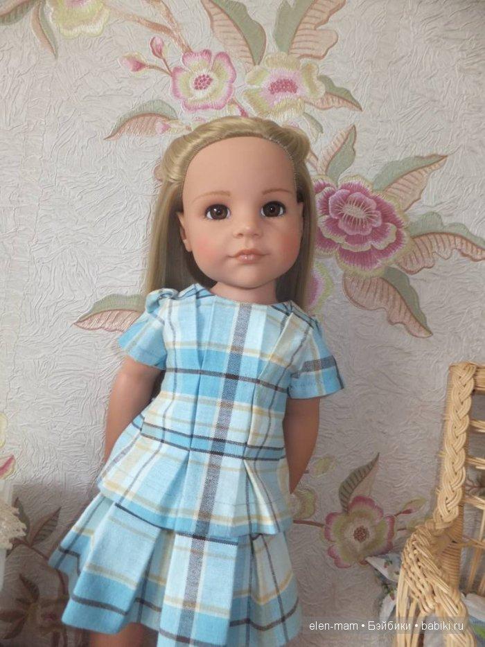 Блуза и юбка Нюры - 3