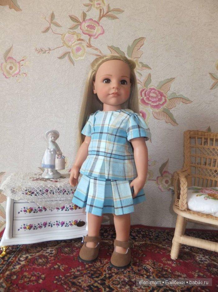 Блуза и юбка Нюры - 2