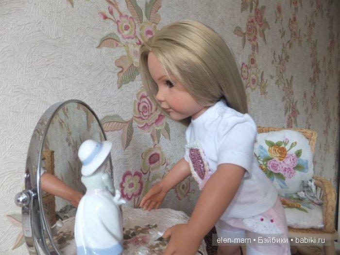 Задержалась у зеркала...) - 2