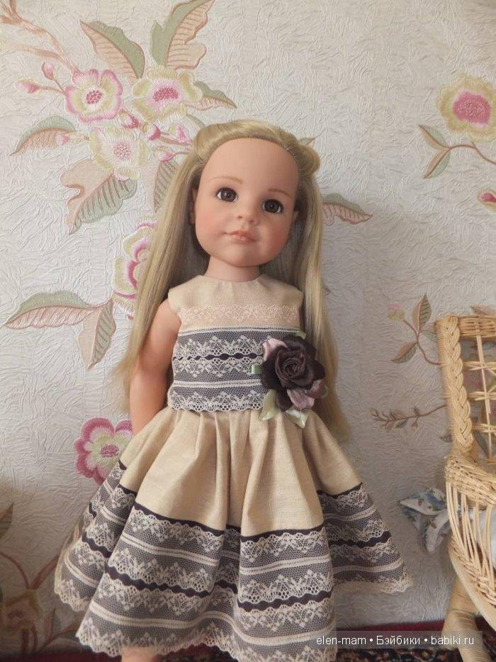Выходное платье - 3